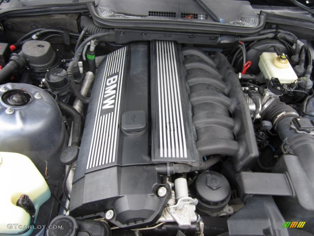 1999 Bmw 3 Series 323i Convertible Engine Photos