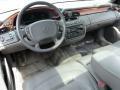 2002 Cadillac DeVille Dark Gray Interior Dashboard Photo