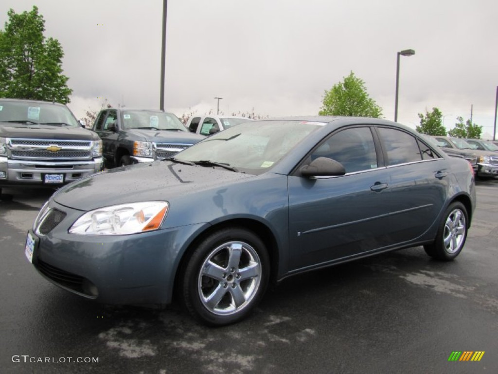 stealth gray metallic 2006 pontiac g6 gt sedan exterior photo. Black Bedroom Furniture Sets. Home Design Ideas
