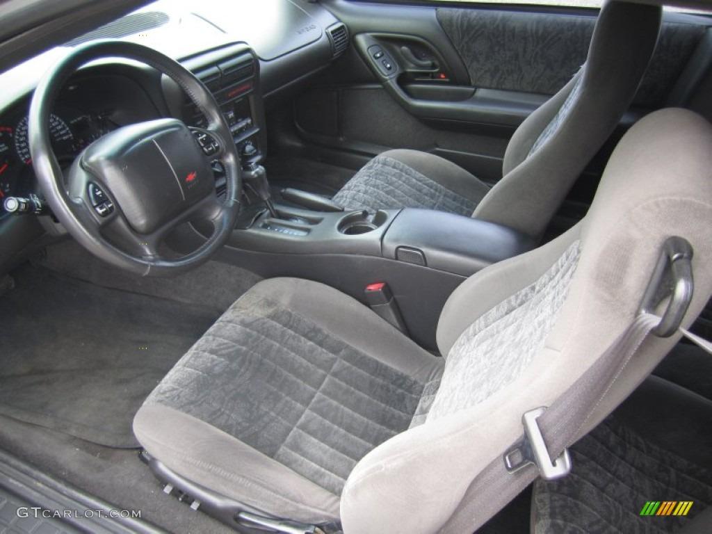 2001 Light Pewter Metallic Chevrolet Camaro Z28 Convertible