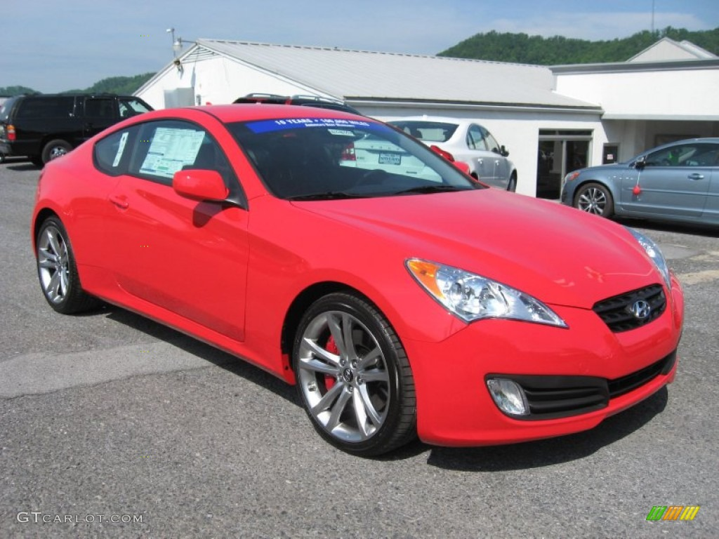 2012 Hyundai Genesis Coupe 3 8 R Spec Exterior Photos