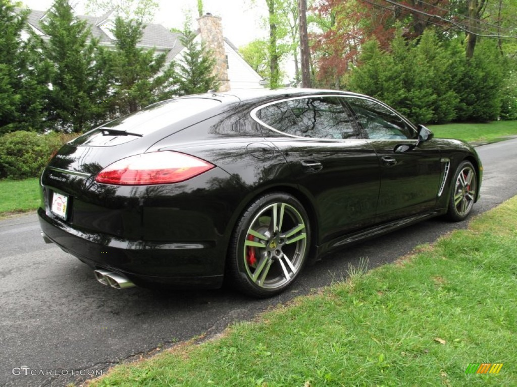 2011 Black Porsche Panamera Turbo 64663357 Photo 6 Gtcarlot Com Car Color Galleries