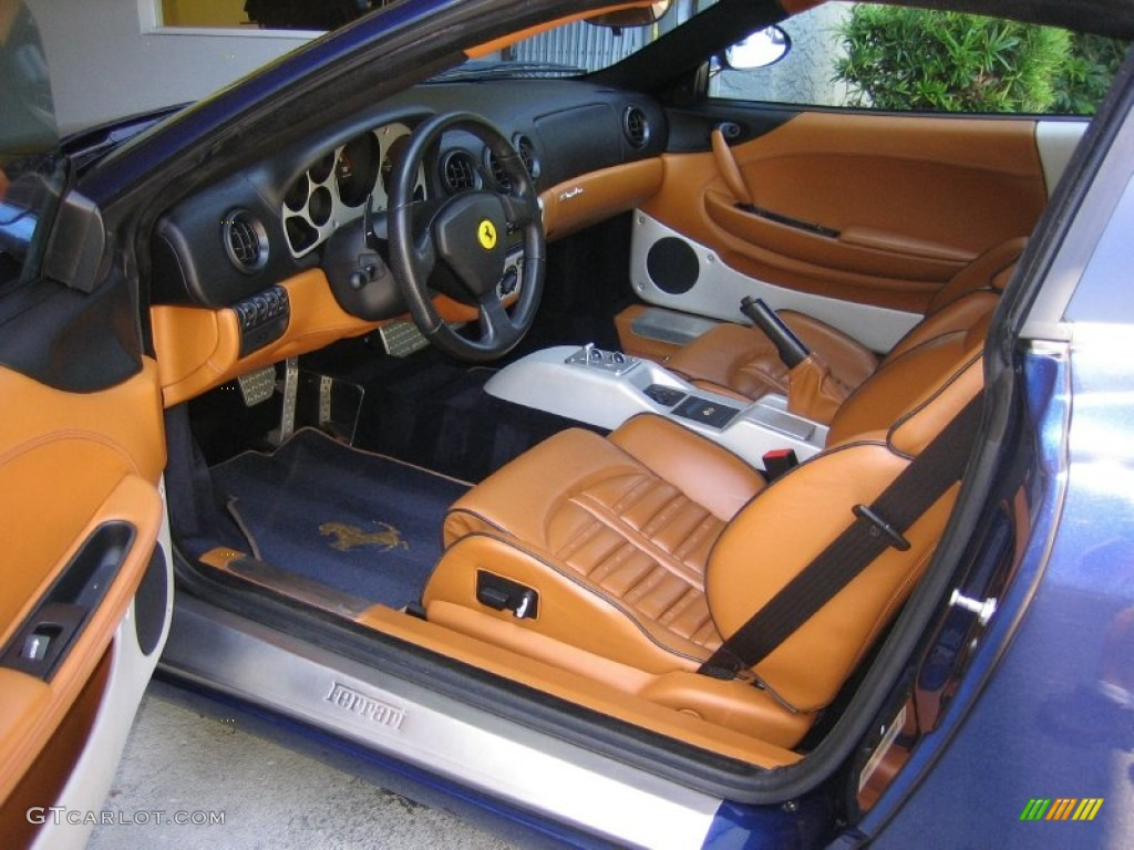 2000 Ferrari 360 Modena Interior Photo 64712997