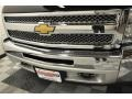 2012 Black Chevrolet Silverado 1500 LS Crew Cab 4x4  photo #19