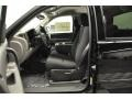 2012 Black Chevrolet Silverado 1500 LS Crew Cab 4x4  photo #24