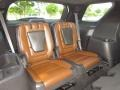 Pecan/Charcoal Rear Seat Photo for 2011 Ford Explorer #64726656