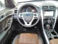 Pecan/Charcoal Dashboard Photo for 2011 Ford Explorer #64726682