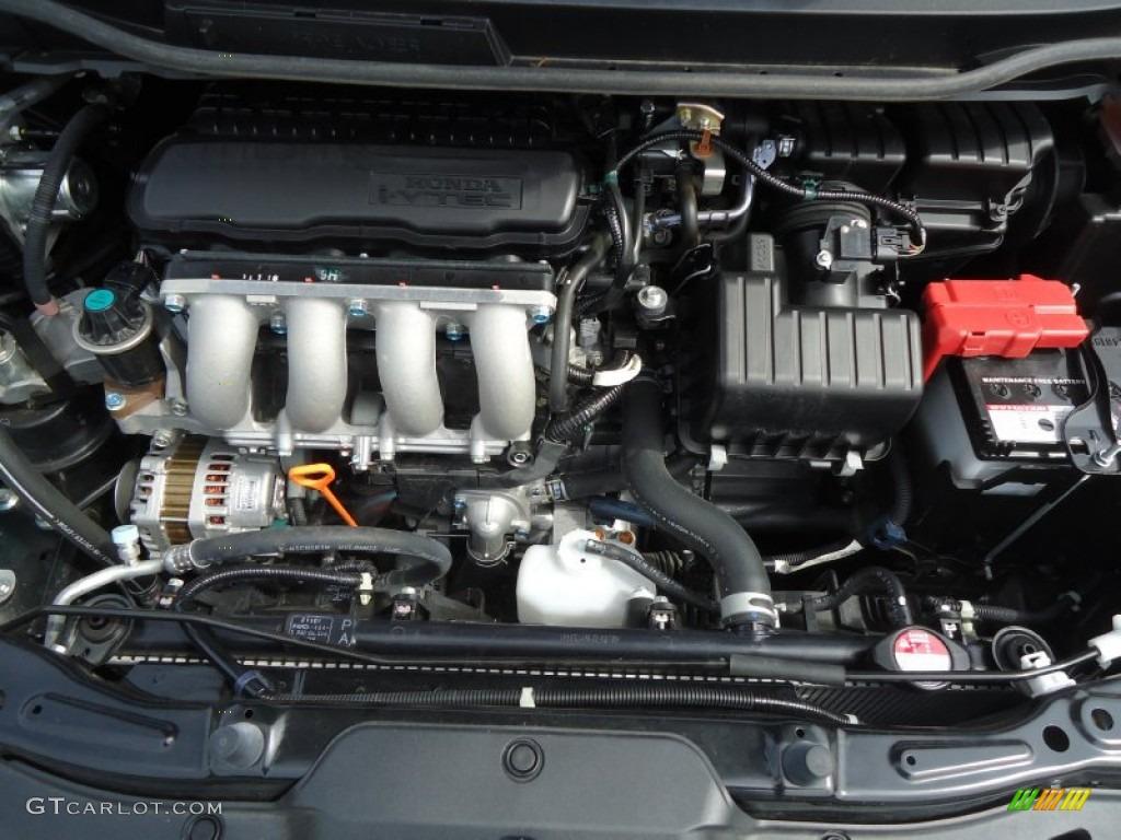 2011 honda fit sport 1 5 liter sohc 16 valve i vtec 4 cylinder engine photo 64728099. Black Bedroom Furniture Sets. Home Design Ideas