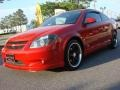 2007 Victory Red Chevrolet Cobalt SS Supercharged Coupe  photo #6