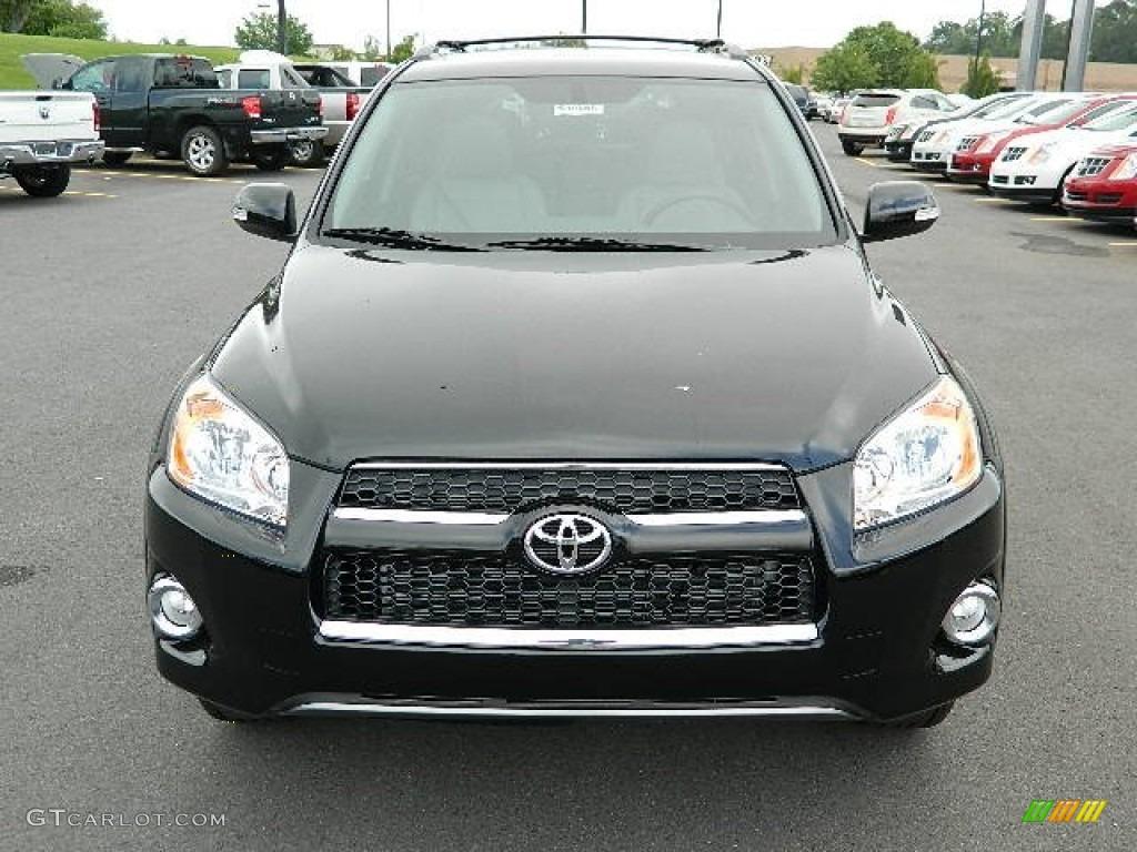 Black 2012 Toyota Rav4 Limited Exterior Photo 64734607