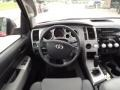 2009 Radiant Red Toyota Tundra Double Cab  photo #9