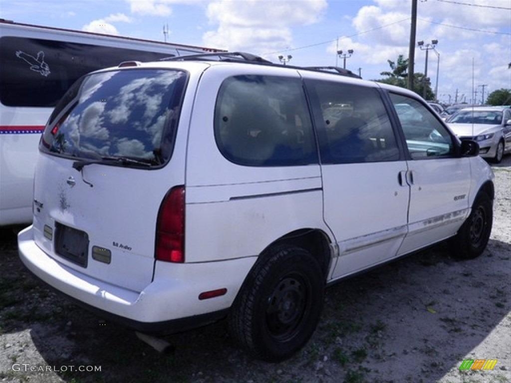 1995 quest xe pure white beige photo 5