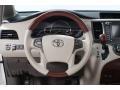 2011 Super White Toyota Sienna Limited AWD  photo #7