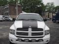 2002 Bright White Dodge Ram 1500 SLT Quad Cab 4x4  photo #12