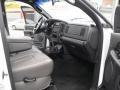2002 Bright White Dodge Ram 1500 SLT Quad Cab 4x4  photo #55