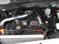 2002 Bright White Dodge Ram 1500 SLT Quad Cab 4x4  photo #77