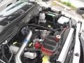 2002 Bright White Dodge Ram 1500 SLT Quad Cab 4x4  photo #79