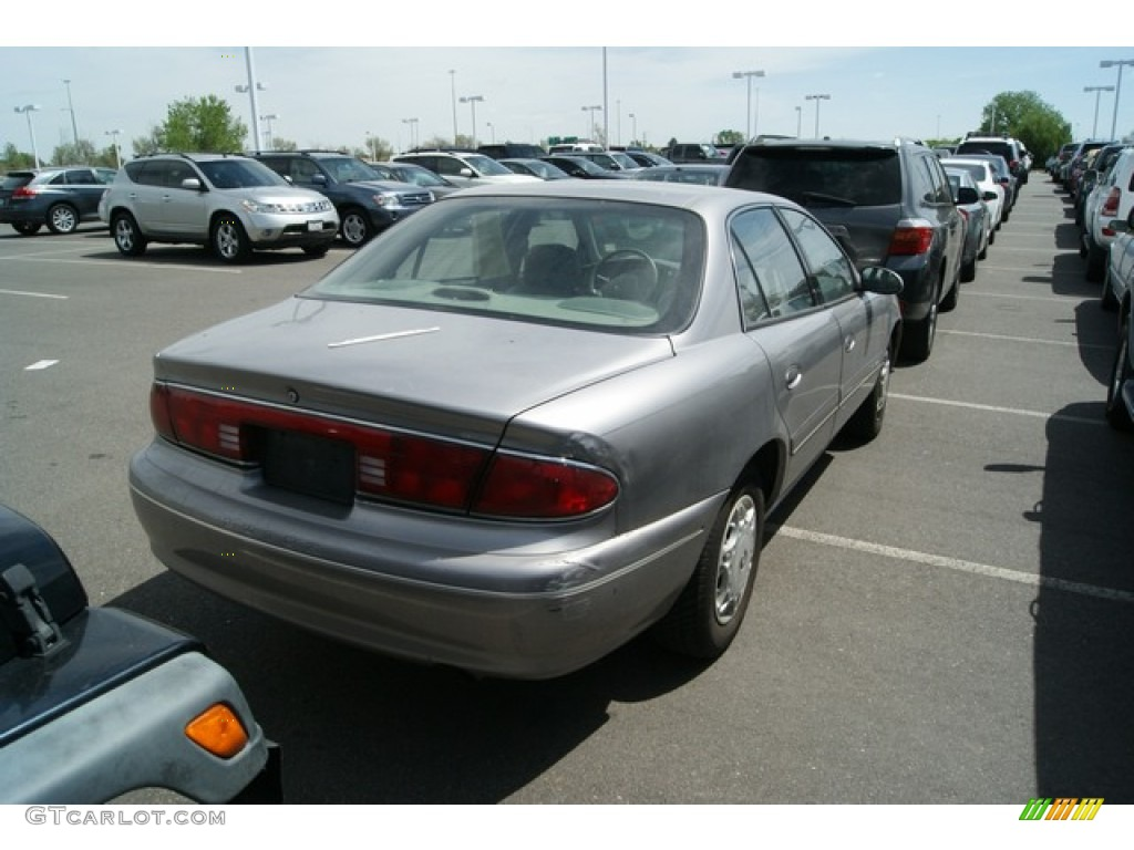 1999 platinum gray metallic buick century limited. Black Bedroom Furniture Sets. Home Design Ideas