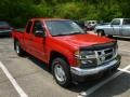 Radiant Red 2007 Isuzu i-Series Truck i-290 S Extended Cab