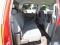 2009 Victory Red Chevrolet Silverado 1500 LT Z71 Crew Cab 4x4  photo #18