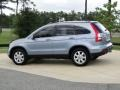 2009 Glacier Blue Metallic Honda CR-V EX-L  photo #7