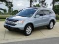 2009 Glacier Blue Metallic Honda CR-V EX-L  photo #10