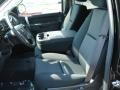 2012 Black Chevrolet Silverado 1500 LT Crew Cab 4x4  photo #11