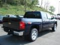 2012 Imperial Blue Metallic Chevrolet Silverado 1500 LT Crew Cab 4x4  photo #8