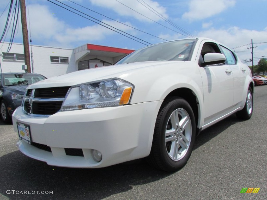 2010 stone white dodge avenger r t 64663683 gtcarlot. Black Bedroom Furniture Sets. Home Design Ideas