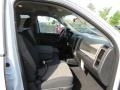 2012 Bright White Dodge Ram 1500 ST Quad Cab  photo #7