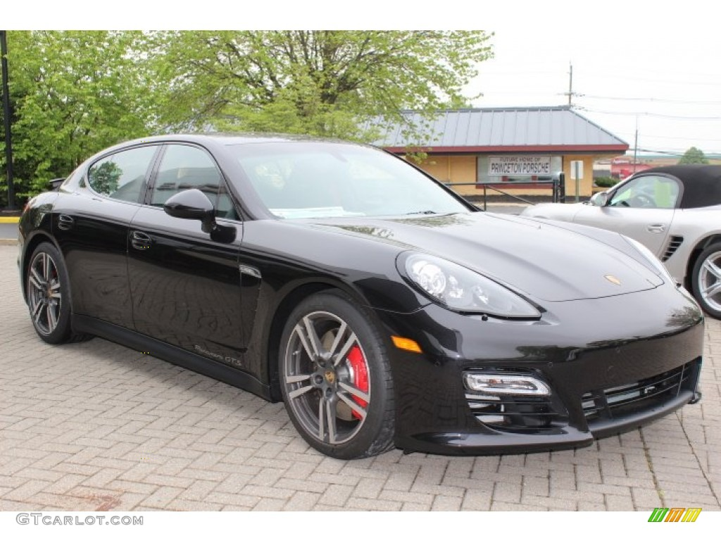 basalt black metallic 2013 porsche panamera gts exterior. Black Bedroom Furniture Sets. Home Design Ideas