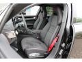 Front Seat of 2013 Panamera GTS