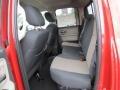 2012 Flame Red Dodge Ram 1500 Big Horn Quad Cab  photo #8