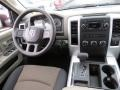 2012 Flame Red Dodge Ram 1500 Big Horn Quad Cab  photo #10