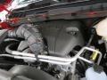 2012 Flame Red Dodge Ram 1500 Big Horn Quad Cab  photo #11