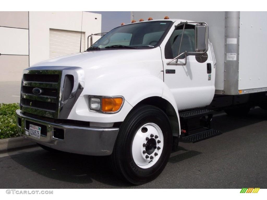 2006 ford f650 super duty xlt regular cab moving truck. Black Bedroom Furniture Sets. Home Design Ideas