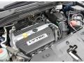2008 Royal Blue Pearl Honda CR-V LX 4WD  photo #25