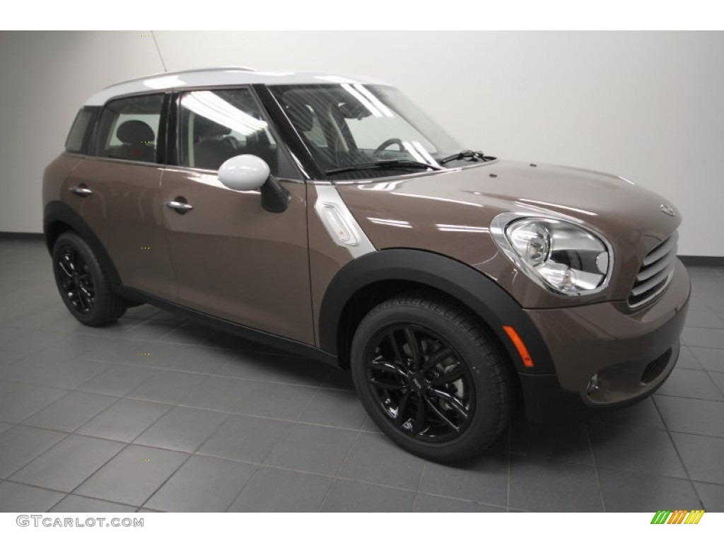 2012 light coffee mini cooper countryman 64821701 car color galleries. Black Bedroom Furniture Sets. Home Design Ideas