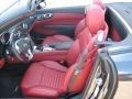 2013 SL 550 Roadster Red/Black Interior