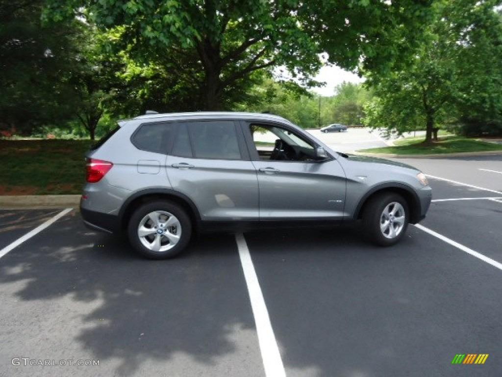 Space Gray Metallic 2012 BMW X3 XDrive 28i Exterior Photo 64848526