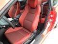 2013 Tsukuba Red Hyundai Genesis Coupe 3.8 R-Spec  photo #25