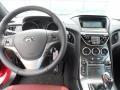 2013 Tsukuba Red Hyundai Genesis Coupe 3.8 R-Spec  photo #27