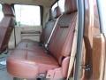 2012 Golden Bronze Metallic Ford F250 Super Duty King Ranch Crew Cab 4x4  photo #23