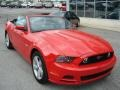 Race Red 2013 Ford Mustang Gallery