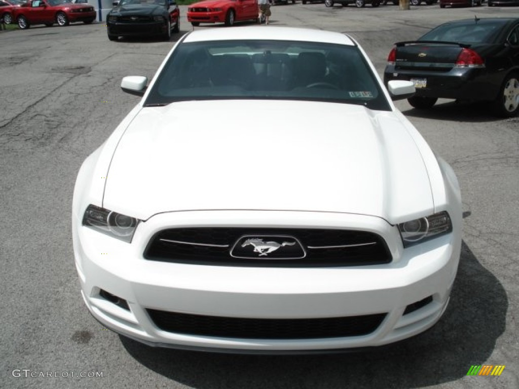 performance white 2013 ford mustang v6 premium coupe exterior photo 64863797
