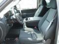 2012 Silver Ice Metallic Chevrolet Silverado 1500 LT Crew Cab 4x4  photo #11
