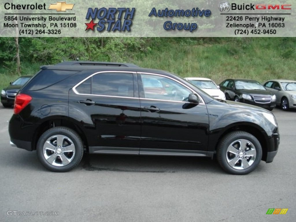 chevrolet equinox lt awd black color jet black interior 2012 equinox ...