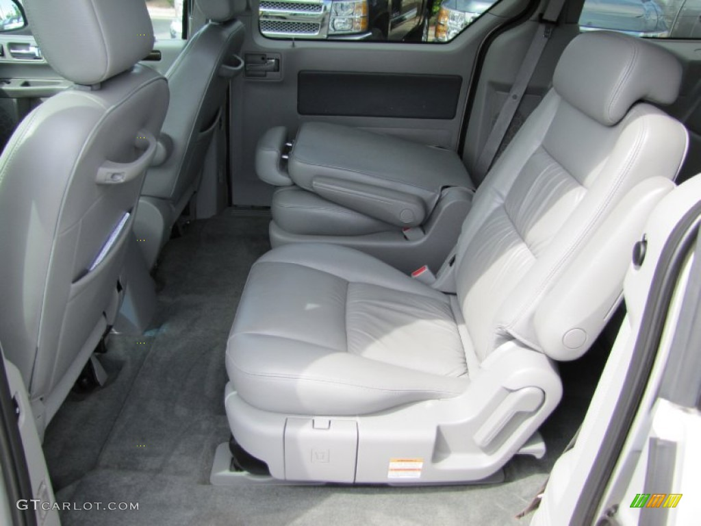 Pebble Beige Interior 2006 Ford Freestar Limited Photo 64866602