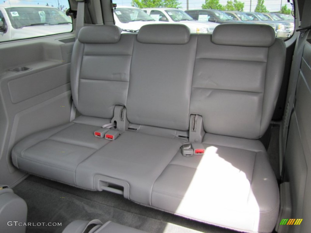 2006 Ford Freestar Limited Interior Color Photos