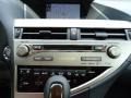 Saddle Tan/Espresso Birds Eye Maple Audio System Photo for 2013 Lexus RX #64878257